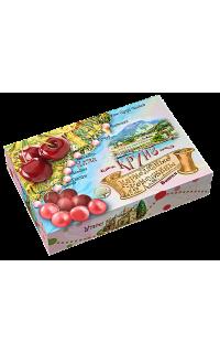 Драже «Мармеладные жемчужины «Вишня»