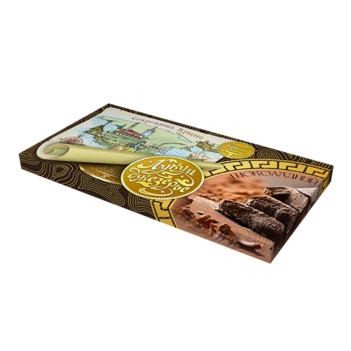 "Лукум-джезерье ""Шоколадный"""