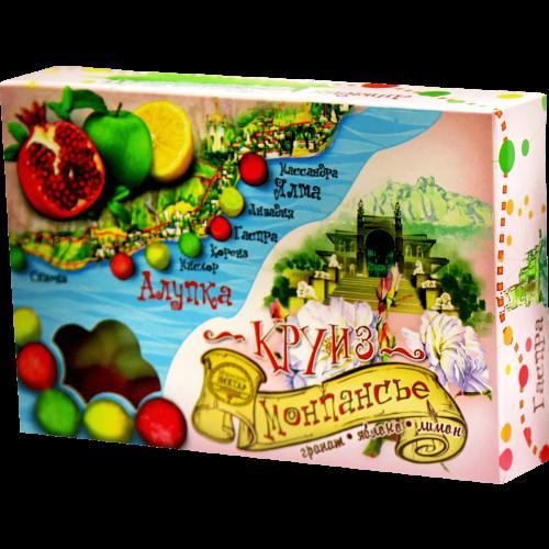 """Монпансье """"Гранат-яблоко-лимон"""""""